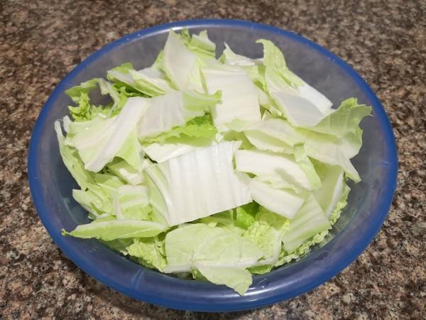 白菜炖粉条的家常做法