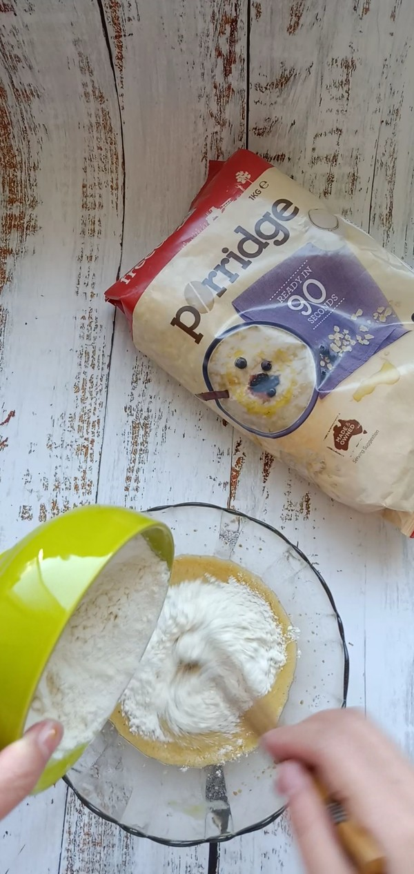 燕麦饼干的做法图解
