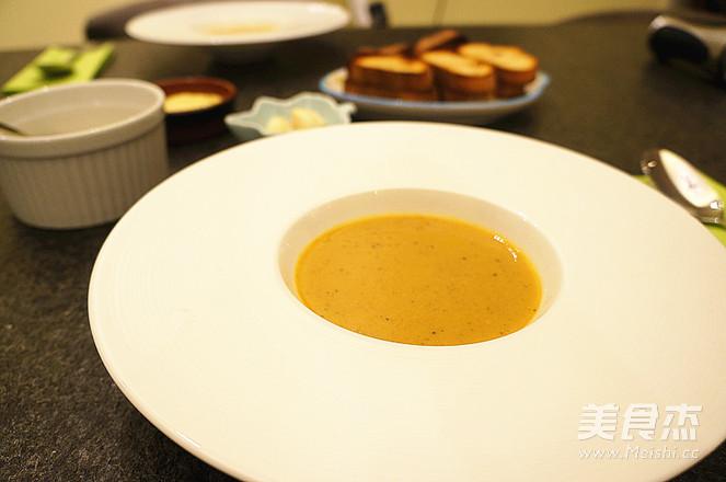 马赛鱼汤成品图