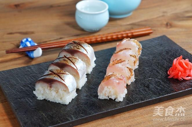棒寿司成品图
