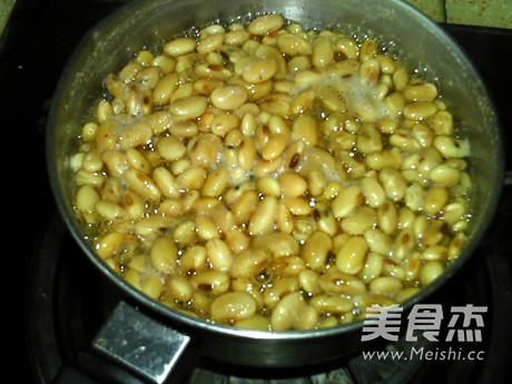 菊花枸杞熟豆豆浆的简单做法
