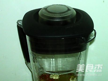 菊花枸杞熟豆豆浆怎么炒
