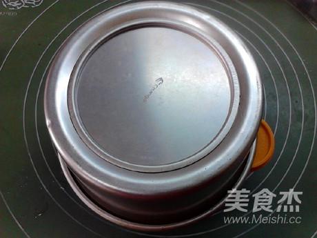 红糖桂圆戚风蛋糕的制作方法