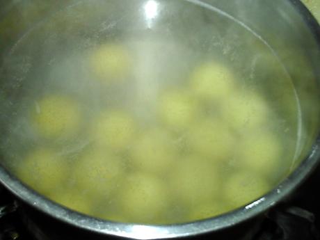 芒果芝麻汤圆怎么炖