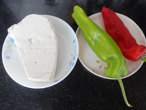 辣椒焖豆腐的做法大全