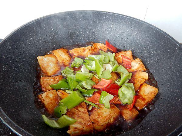 辣椒焖豆腐怎么吃