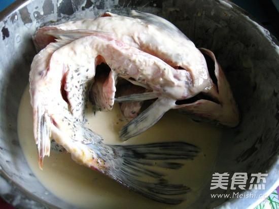 糖醋鲤鱼怎么炒