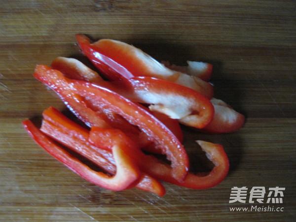 肉炒有机菜花的简单做法