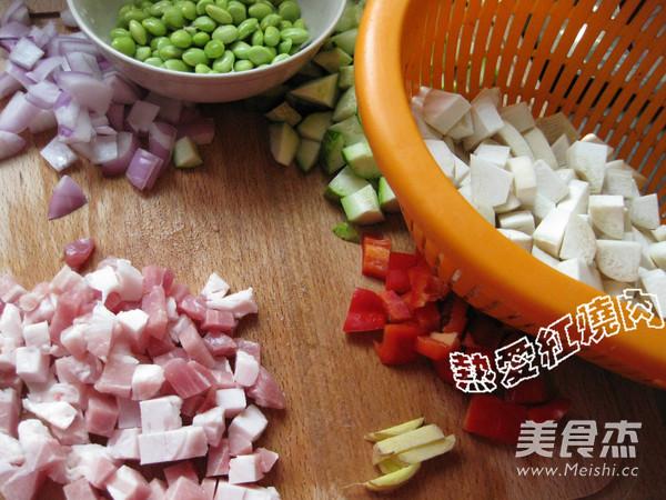 玉米面炒疙瘩怎么做