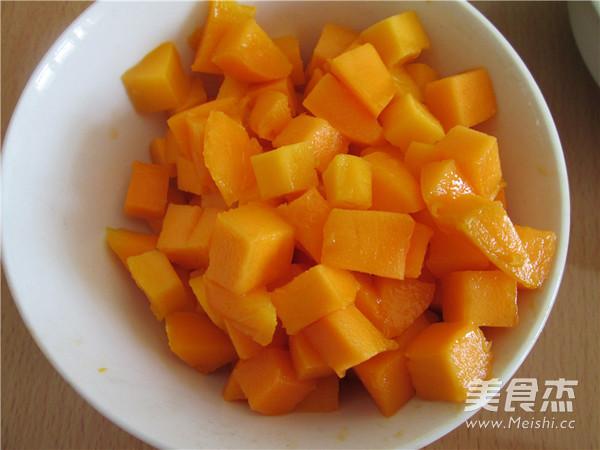 芒果奶昔的家常做法