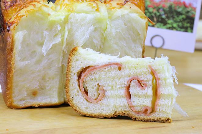 培根奶酪吐司 宝宝辅食食谱成品图