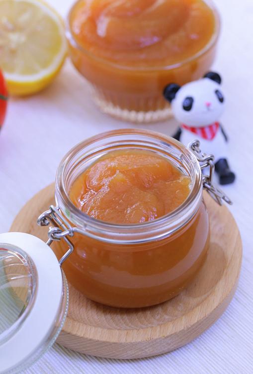 宝宝超爱的腹泻食疗——苹果酱 宝宝辅食食谱成品图