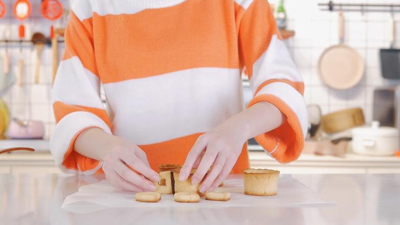 曲奇蛋糕杯【初味日记】怎么煸