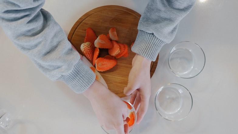 草莓提拉米苏【初味日记】怎么炖