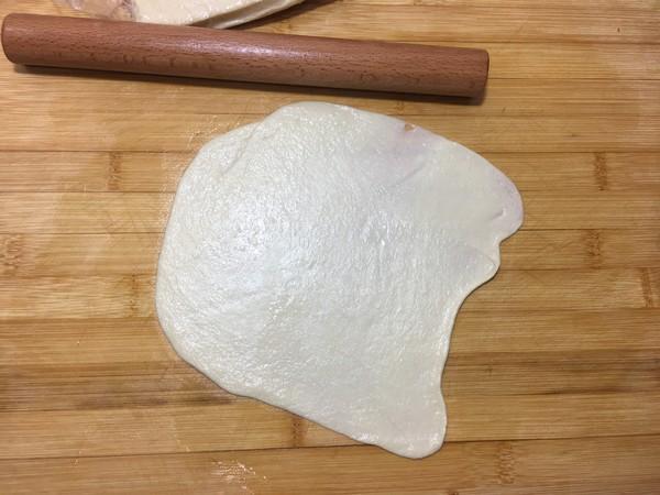简单早餐—油饼(酵母版)#早餐#怎样炒
