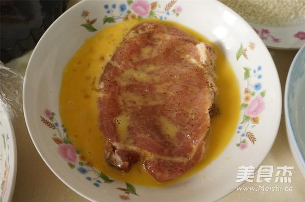 上海炸猪排的简单做法