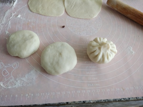 蜜豆烫面饼怎么炒
