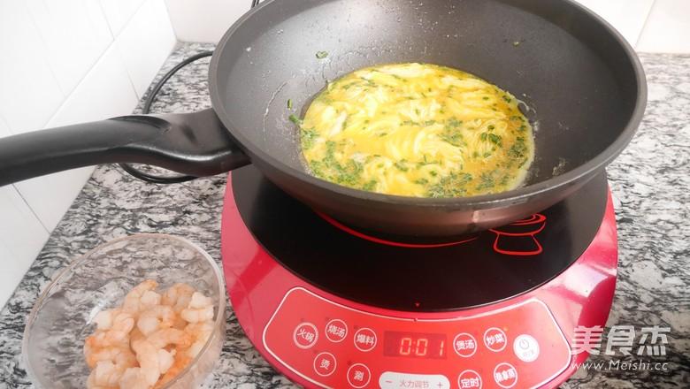 简单快手-虾仁滑蛋怎么煮