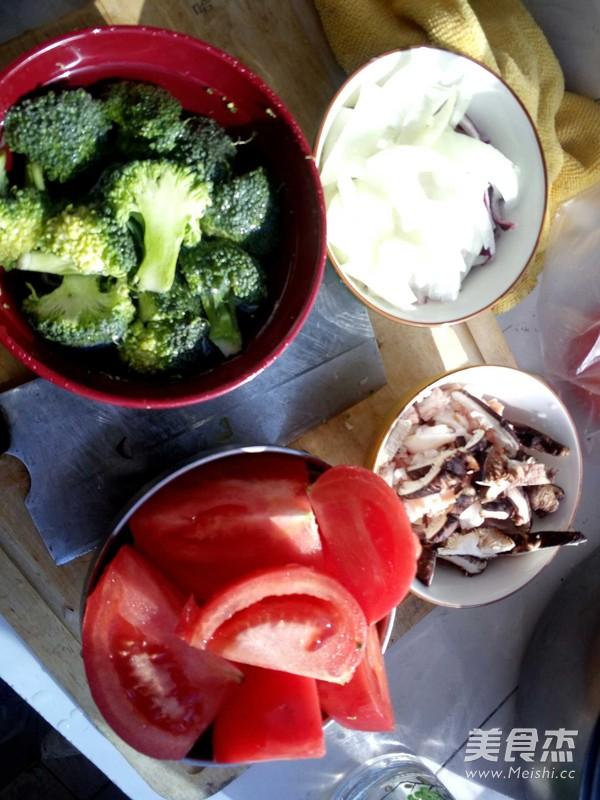 家常美味番茄意面的做法【步骤图】