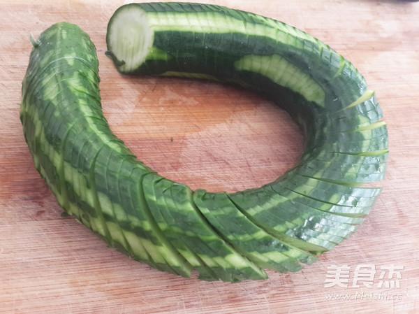 蓑衣黄瓜的做法图解