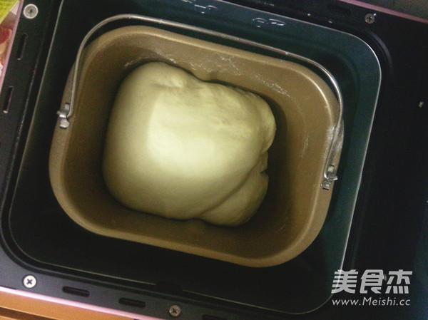 海苔肉松包怎么做