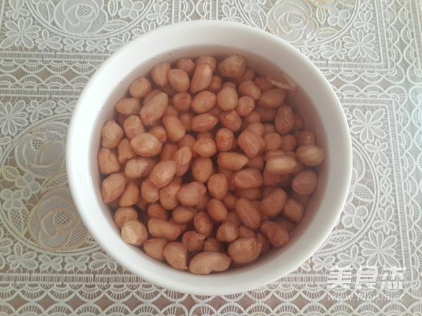 盐烤花生米的家常做法