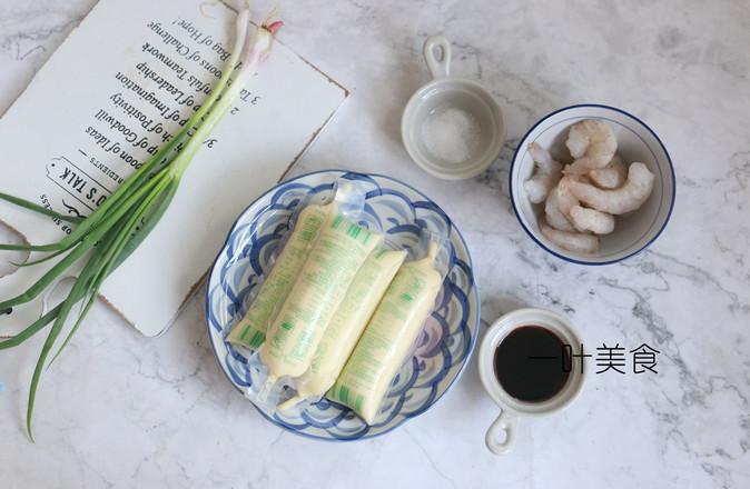 日本豆腐蒸虾仁的做法大全