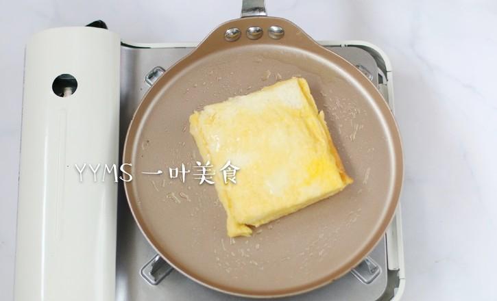 香蕉牛油果酸奶吐司怎么吃