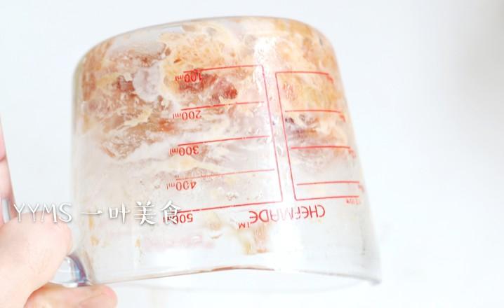 奥尔良虾仁猪肉香肠的家常做法