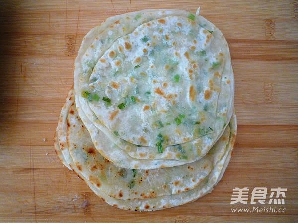 饺子皮葱油饼怎么煮