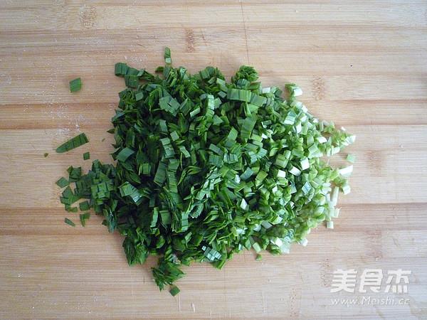 韭菜鸡蛋水饺的简单做法