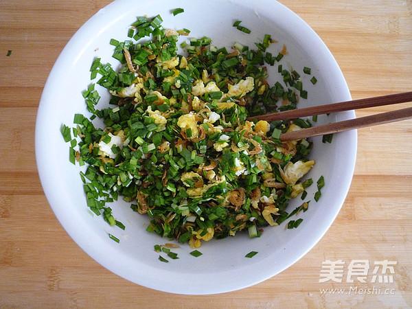韭菜鸡蛋水饺怎么做