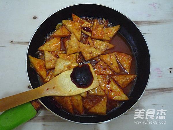 家常烧豆腐怎么煸