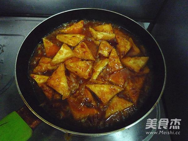 家常烧豆腐怎样煸