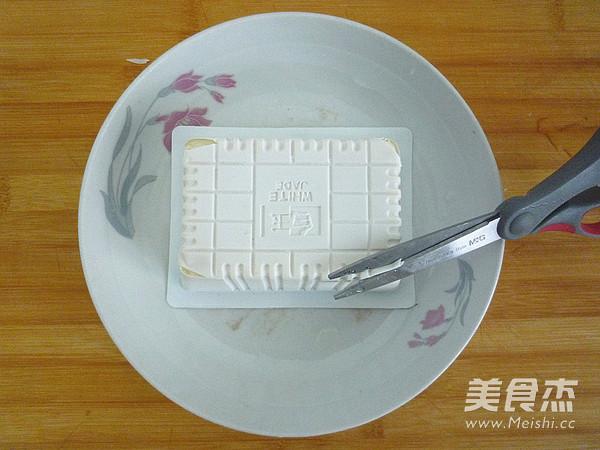 鸡蛋蒸豆腐的做法图解