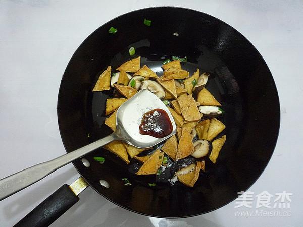 香菇烧豆腐角怎么炖