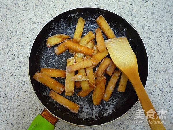 香酥反沙馒头条怎么煮