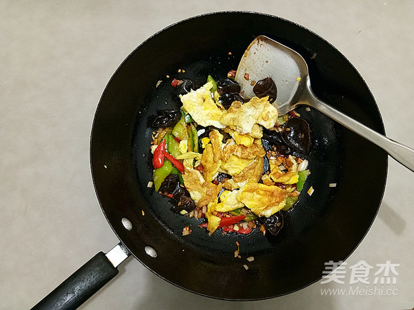 鱼香鸡蛋怎么煮