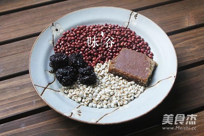 红豆薏米甜汤的做法大全