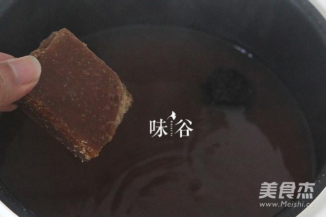 红豆薏米甜汤的简单做法