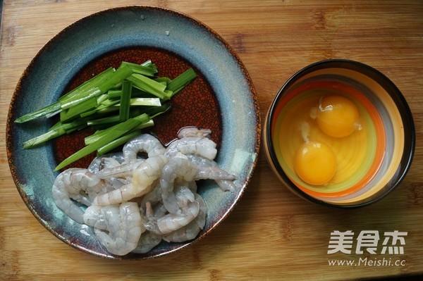 鸡蛋炒虾仁的做法大全