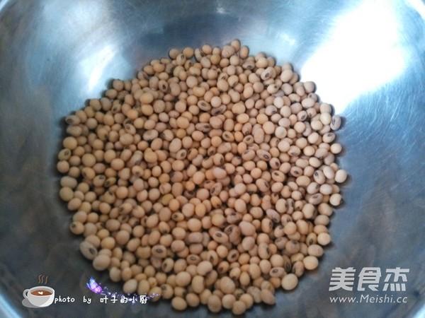 私房酱黄豆的做法大全