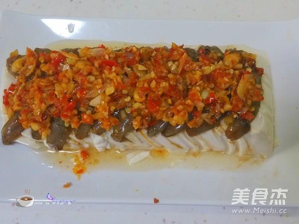 剁椒虾仁蒸豆腐怎么炒