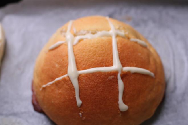 网红奶酪包的做法大全