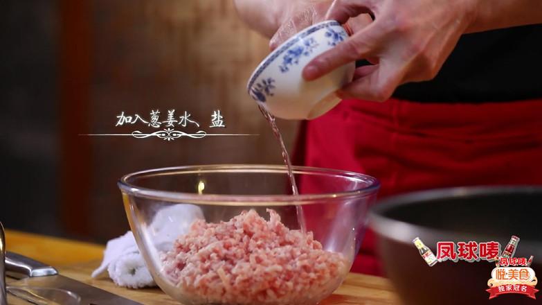 悦美食-四味四喜丸的家常做法