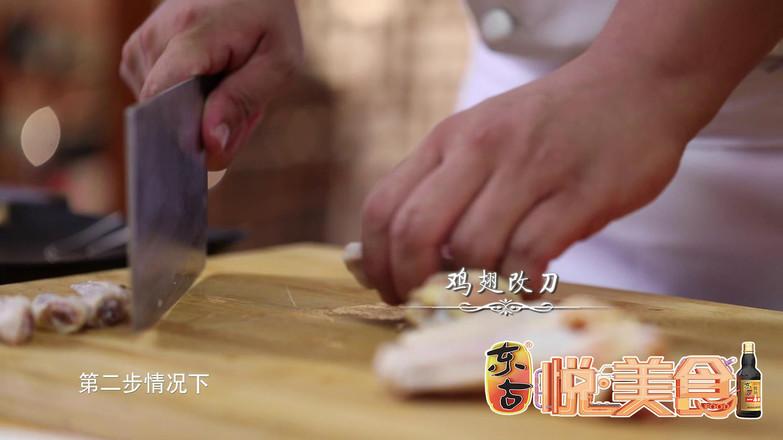 虾酱花雕酒鸡翅的做法大全