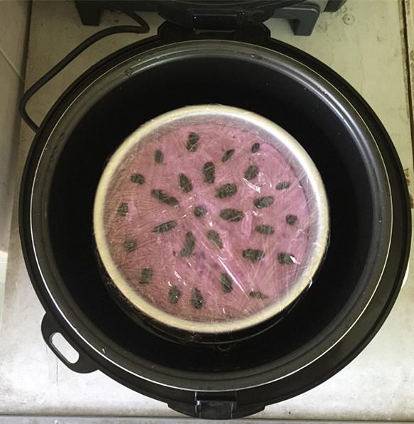 紫薯发糕#早餐#怎样炒