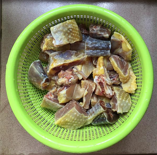 花菇焖烧土鸡肉#午餐#怎么吃