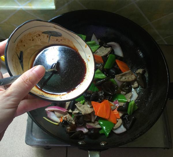 美食DIY ——爆炒猪肝
