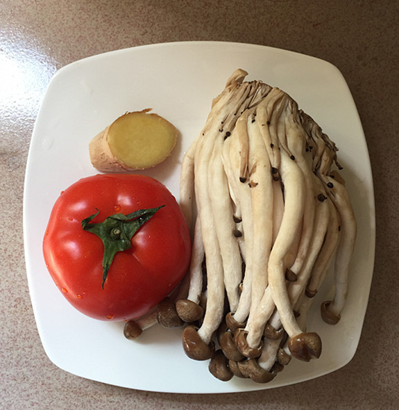 海鲜菇煮狭鳕鱼柳的做法图解